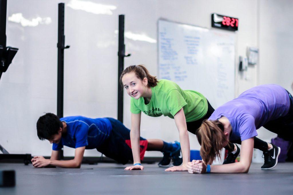 CrossFit Kids Class
